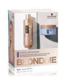 Schwarzkopf Professional BLONDME Haarpflegeset