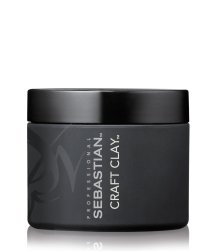 Sebastian Professional Craft Clay Remoldable Matte Texture Stylingcreme