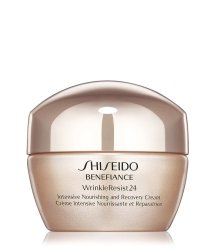Shiseido Benefiance WrinkleResist 24 Intensive Nourishing & Recovery Cream Gesichtscreme