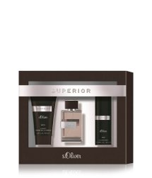 s.Oliver Superior Men Trio Duftset