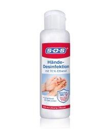 SOS Hände-Desinfektion Händedesinfektionsmittel