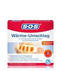 SOS Wärme-Umschlag Wärmepflaster