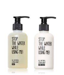 Stop The Water While Using Me Lemon Honey Handpflegeset