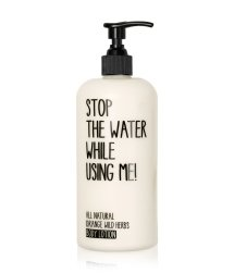 Stop The Water While Using Me Orange Wild Herbs Bodylotion