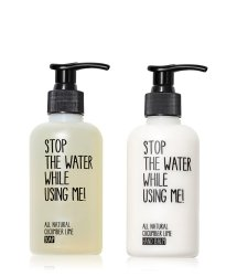 Stop The Water While Using Me Waterlover Edition  Cucumber Lime Handpflegeset