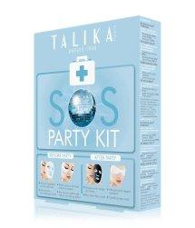 Talika Face Care SOS Party Kit Gesichtspflegeset