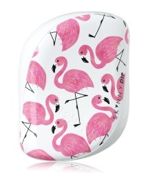 Tangle Teezer Compact Styler Skinny Dip White Flamingo No Tangle Bürste