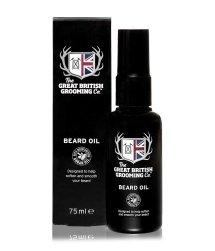 The Great British Grooming Beard Oil Bartöl