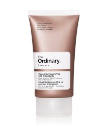 The Ordinary Mineral UV Filters SPF 15 with Antioxidants Sonnencreme