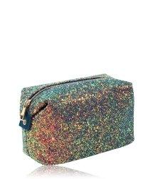 4899df99232b3 TOPTEAM MÜNCHEN Kosmetiktasche Glitter-Line - Aquamarin Kosmetiktasche