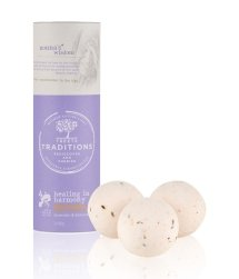 Treets Healing in Harmony Bath Fizzers Badekugel