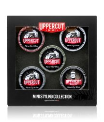 Uppercut Deluxe Mini Styling Collection Haarstylingset