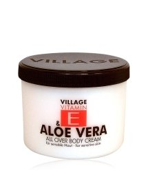 Village Vitamin E Aloe Vera Körpercreme