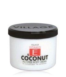 Village Vitamin E Coconut Körpercreme