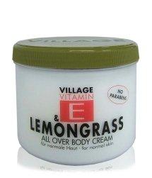 Village Vitamin E Lemongrass Körpercreme