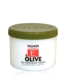 Village Vitamin E Olive Körpercreme