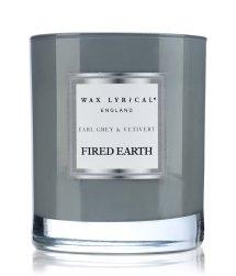 Wax Lyrical Fired Earth Earl Grey & Vetivert Duftkerze