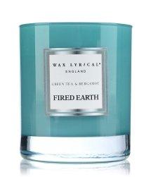 Wax Lyrical Fired Earth Green Tea & Bergamot Duftkerze