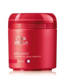 Wella Professionals Brilliance For Coarse, Colored Hair Haarmaske