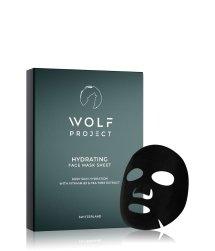 Wolf Project Feuchtigkeitsmasken Tuchmaske
