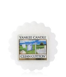 Yankee Candle Clean Cotton Duftwachs