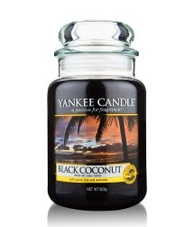 Yankee Candle Housewarmer Black Coconut Duftkerze