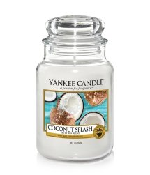 Yankee Candle Housewarmer Coconut Splash Duftkerze