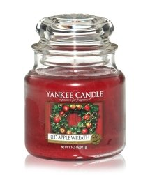 Yankee Candle Housewarmer Red Apple Wreath Duftkerze