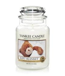 Yankee Candle Housewarmer Soft Blanket Duftkerze