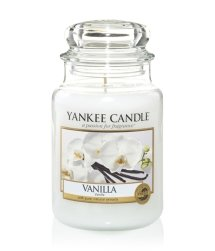 Yankee Candle Vanilla Duftkerze