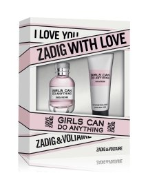 Zadig&Voltaire Girls Can Do Anything Duftset
