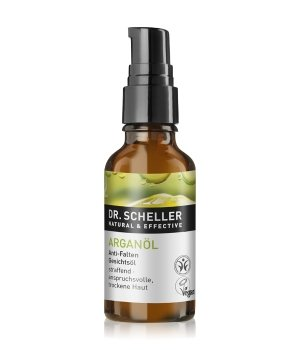 Dr. Scheller Arganöl & Amaranth  Gesichtsöl für Damen und Herren