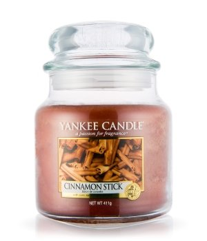 yankee candle housewarmer cinnamon stick jar duftkerze online bestellen flaconi. Black Bedroom Furniture Sets. Home Design Ideas