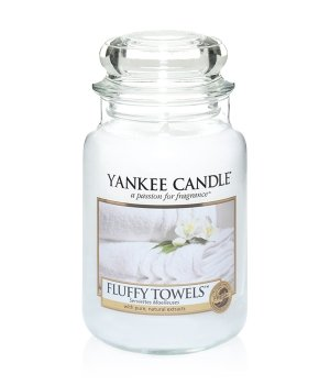 yankee candle housewarmer fluffy towels duftkerze online bestellen flaconi. Black Bedroom Furniture Sets. Home Design Ideas