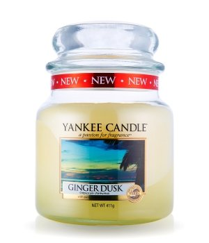 yankee candle housewarmer ginger dusk duftkerze online bestellen flaconi. Black Bedroom Furniture Sets. Home Design Ideas