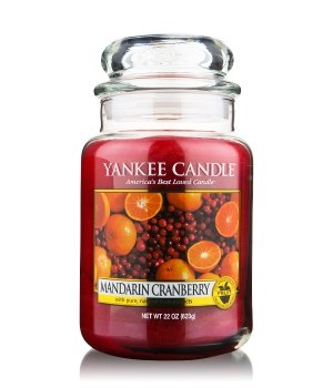 yankee candle housewarmer mandarin cranberry duftkerze bestellen flaconi. Black Bedroom Furniture Sets. Home Design Ideas