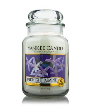 yankee candle housewarmer midnight jasmine jar duftkerze online bestellen flaconi. Black Bedroom Furniture Sets. Home Design Ideas
