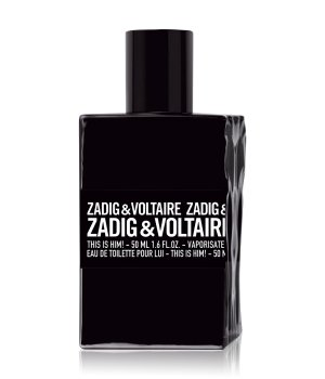 zadig voltaire this is him eau de toilette bestellen flaconi. Black Bedroom Furniture Sets. Home Design Ideas