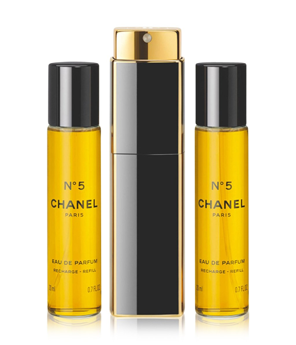 chanel n 5 twist spray bestellen flaconi. Black Bedroom Furniture Sets. Home Design Ideas