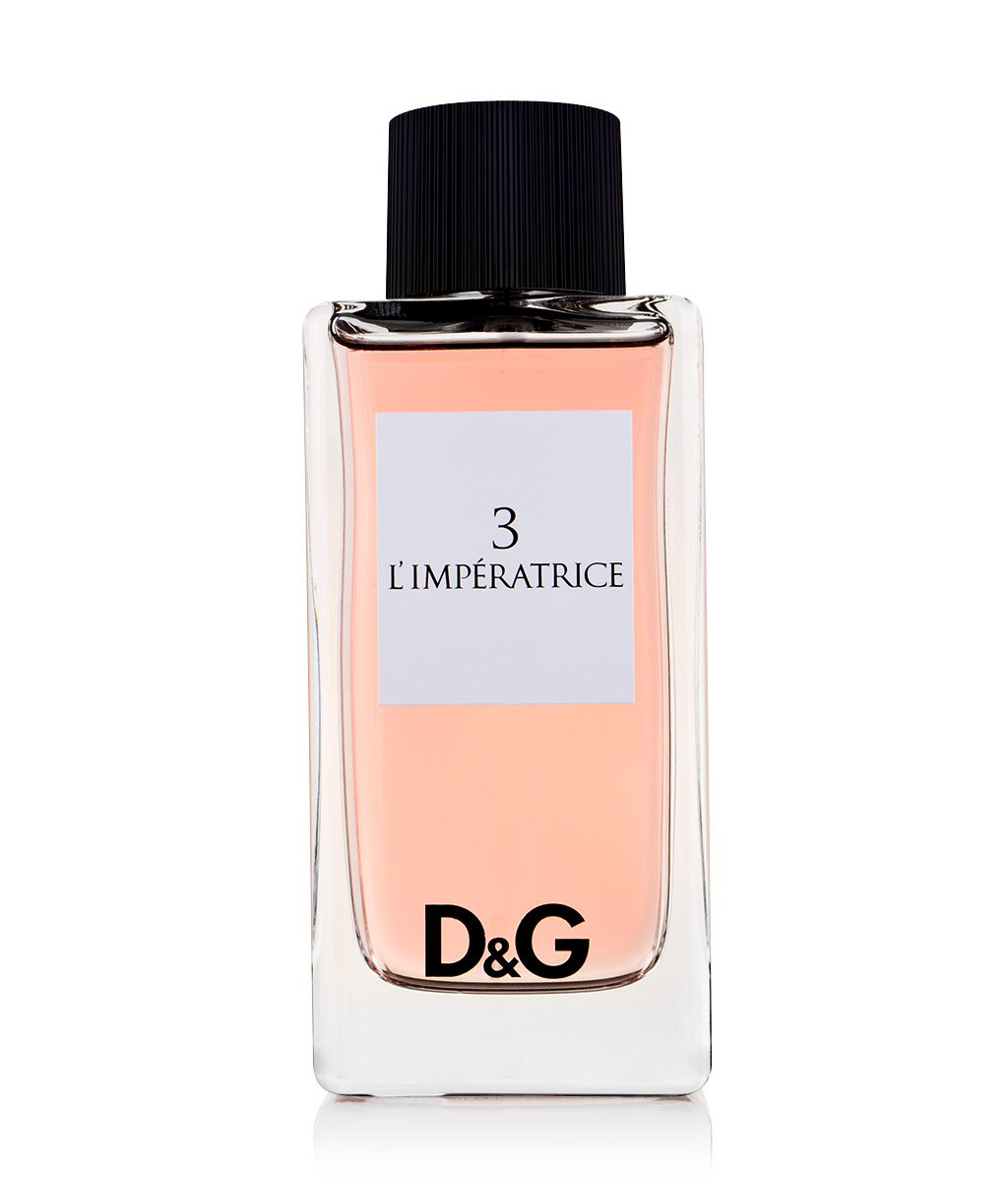 dolce gabbana 3 l imperatrice parfum bestellen flaconi. Black Bedroom Furniture Sets. Home Design Ideas