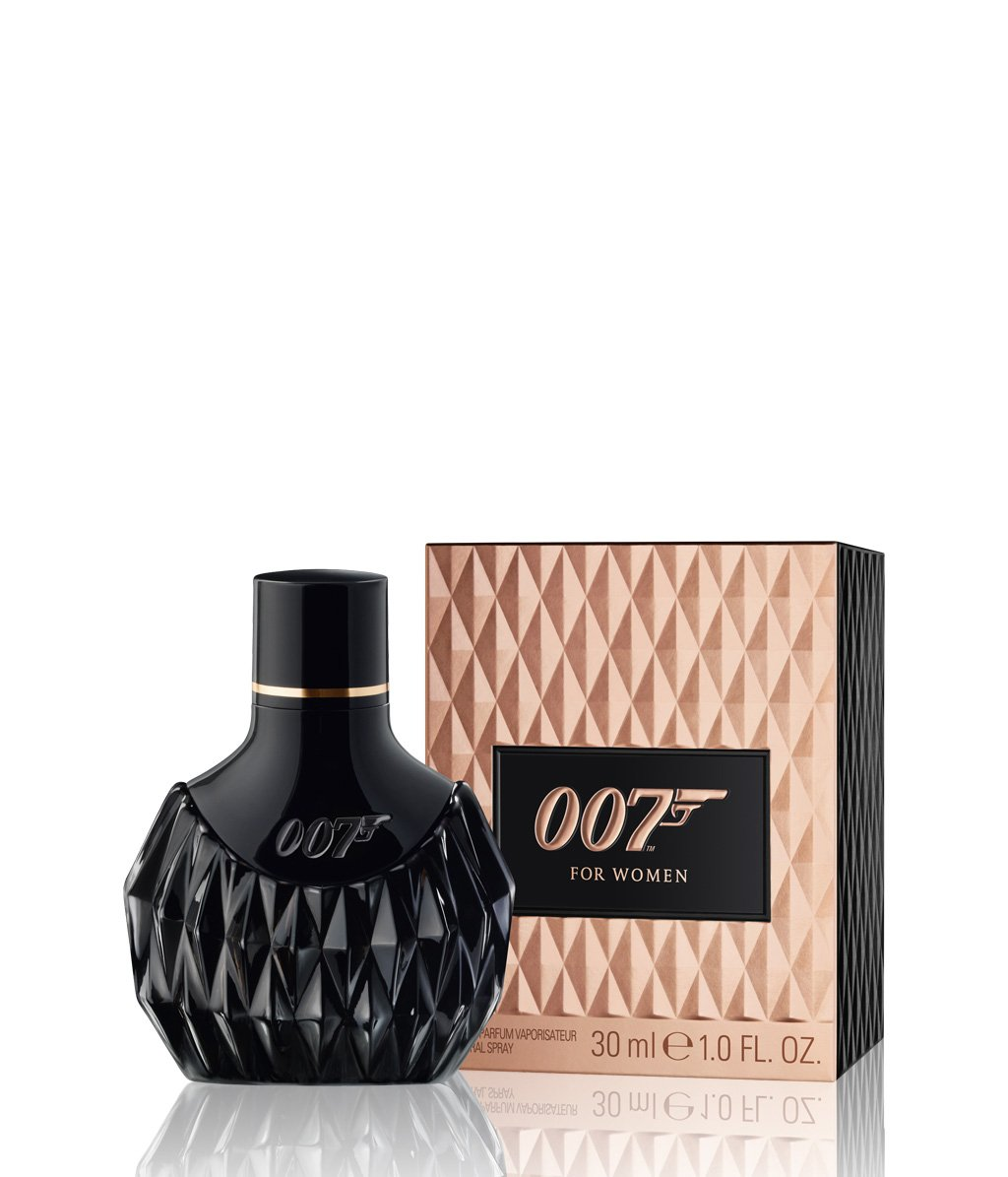 james bond 007 for women parfum bestellen gratisversand. Black Bedroom Furniture Sets. Home Design Ideas