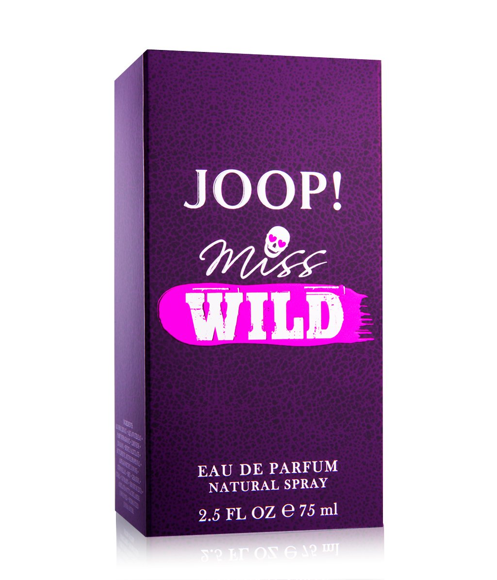 joop miss wild eau de parfum online bestellen flaconi. Black Bedroom Furniture Sets. Home Design Ideas