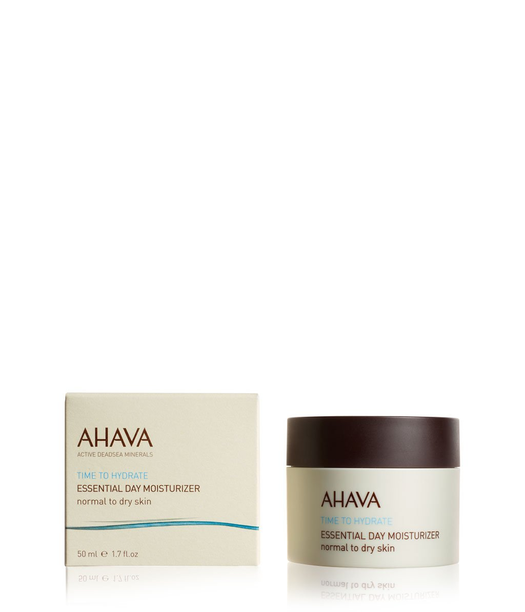 ahava time to hydrate essential day moisturizer normale. Black Bedroom Furniture Sets. Home Design Ideas