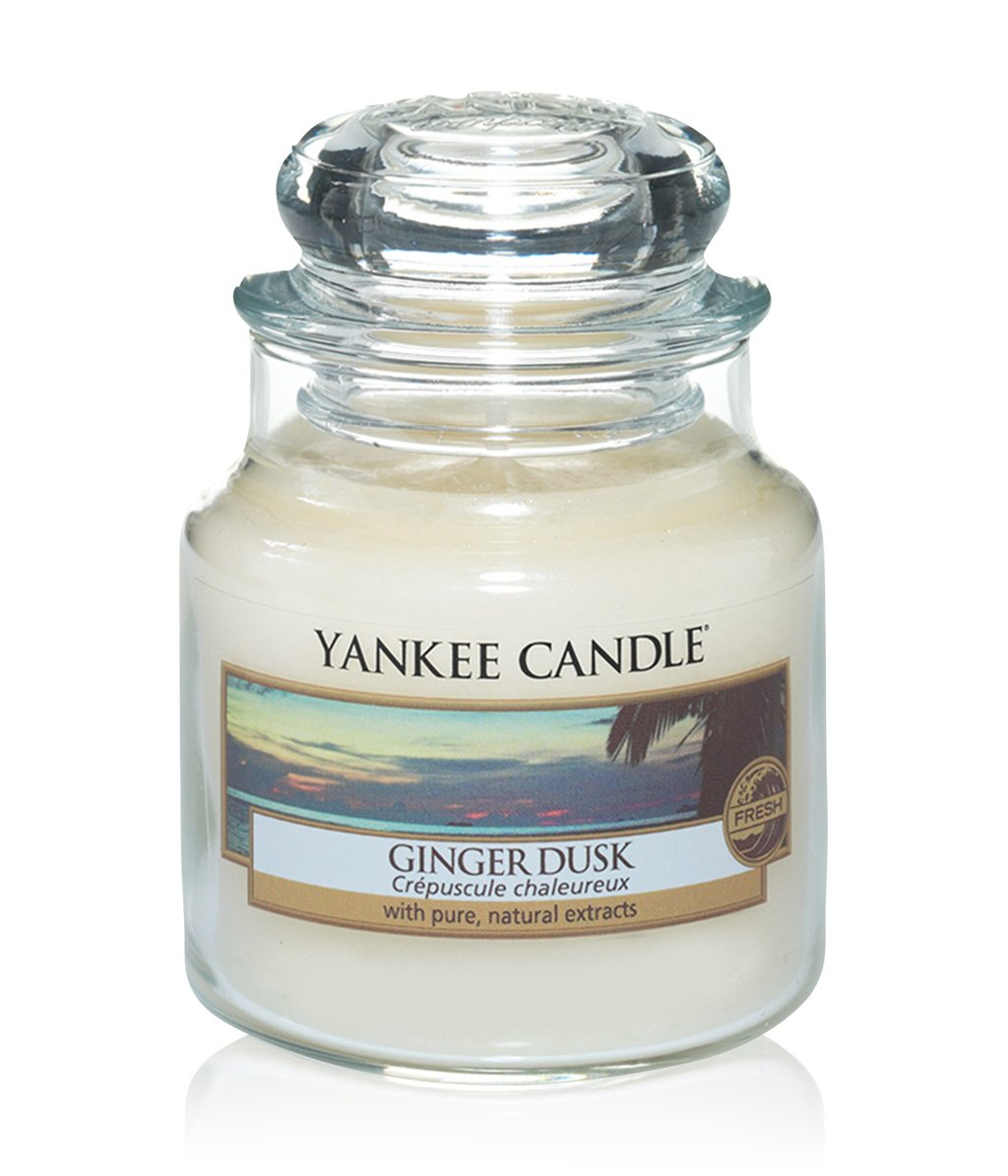 yankee candle housewarmer ginger dusk duftkerze online bestellen flaconi. Black Bedroom Furniture Sets. Home Design Ideas