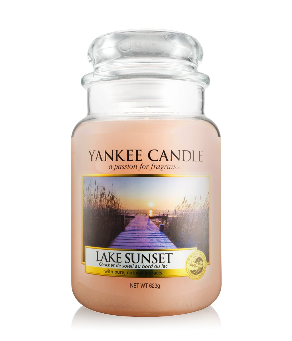 yankee candle lake sunset duftkerze online bestellen flaconi. Black Bedroom Furniture Sets. Home Design Ideas