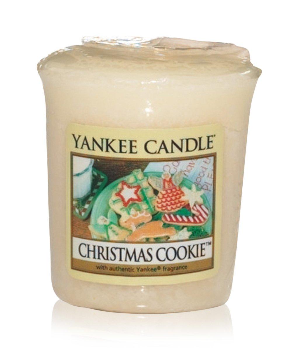 yankee candle votive christmas cookie duftkerze bestellen flaconi. Black Bedroom Furniture Sets. Home Design Ideas