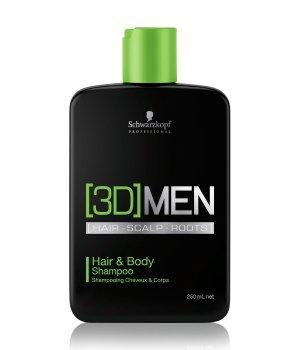 Schwarzkopf 3D Mension Hair & Body  Haarshampoo für Herren