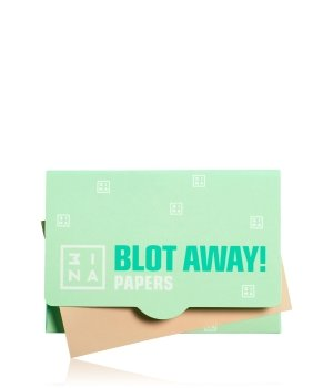3INA Blot Away!  Blotting Paper für Damen