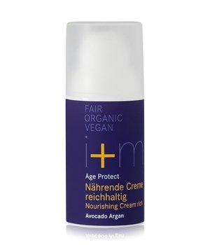 i+m Naturkosmetik Age Protect Avocado Argan Gesichtscreme für Damen und Herren