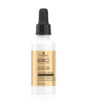 Schwarzkopf BC Bonacure Excellium Anti-Dry Haarserum für Damen und Herren